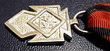 Срібний Хрест Заслуги (УПА)  1-ї кляси (серебро 925пр.), фото 3