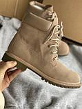 Светлые ботинки необычного цвета американского бренда unionbay, фото 6