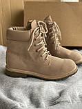 Светлые ботинки необычного цвета американского бренда unionbay, фото 5