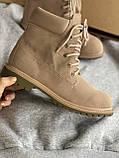 Светлые ботинки необычного цвета американского бренда unionbay, фото 7