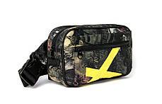Поясная сумка мужская Yellow Cross, фото 2