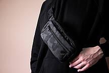 Поясная сумка мужская Black Military, фото 3
