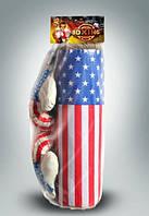 Отличный детский Боксерский набор Америка маленький S-USA