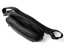 Поясная сумка мужская Black, фото 2