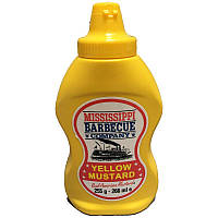 Горчица Mississippi Yellow mustard 266 мл