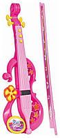 Музичний інструмент Simba 6836645 Скрипка іграшкова для дівчинки 43 см, фото 1