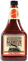 Соус BBQ Mississippi Sweet&spicy гостросолодкий (1814г)