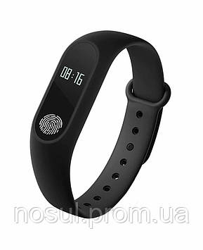 OLED фитнес браслет 0.42' OLED Screen APP Message Reminder Smart Watch Fitness