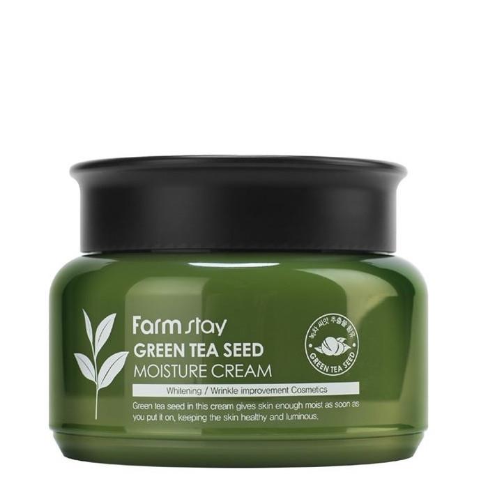 Увлажняющий крем с семенами зеленого чая FARM STAY Green Tea Seed Moisture Cream 100 г