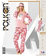 Теплая женская пижама размер M   Тепла жіноча піжама розмір M   Тёплая пижама Турция