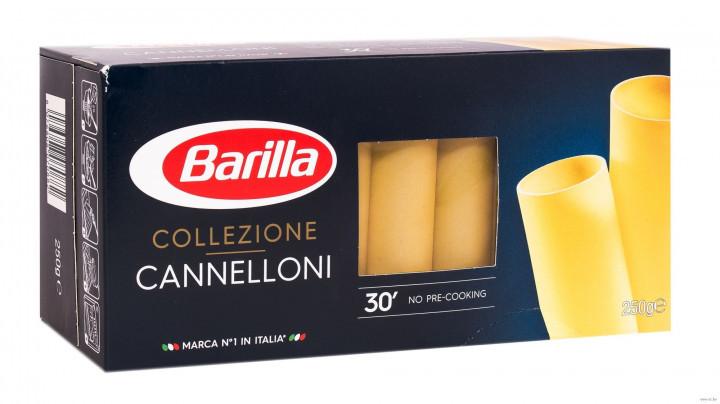 Макарони BARILLA CANNELLONI (250г)