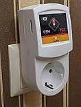 GSM Розетка СМС управление с функцией терморегулятора с цифровым датчиком, фото 6