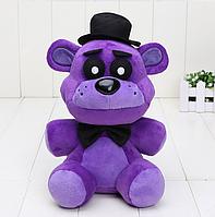 Мягкая фирменная оригинальная игрушка Шадов Фредди Shadow Freddy 27 см. 5 ночей с Фредди Аниматроники. Фнаф