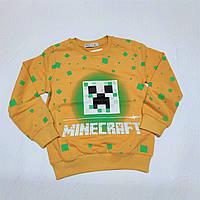 Свитшот Minecraft для мальчиков 4-12 лет