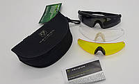 Балістичні противоосколочные очки Revision Sawfly Dlx. Оригінал., фото 1