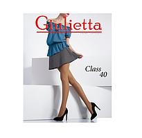 Колготы Giulietta Class 40 den №4 черные.