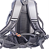 Велосипедный рюкзак Under Armour серого цвета.Модный городской серый рюкзак, фото 4