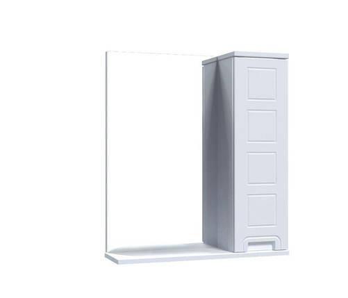 Зеркало Aquarius Симфония со шкафчиком 60 см, фото 2