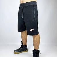 Шорты мужские спортивные Nike черные. Шорти чоловічі спортивні Nike чорні.