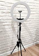 Кольцевая лампа 45см Ring Light HQ-18 (55Вт), фото 1