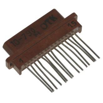 Электрические соединители РПС1-15Ш
