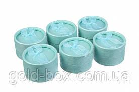 Коробочки для бижутерии круглые 24 шт Mint