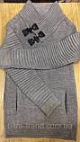 Тёплые турецкие мужские шерстяные свитера, фото 8