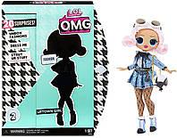 Кукла ЛОЛ ОМГ Аптаун Герл L. O. L. Surprise O. M. G. OMG 2.8-Uptown Girl LOL OMG с розовыми волосами, фото 1