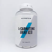 Л-Карнитин MyProtein L-Carnitine 180 таб.