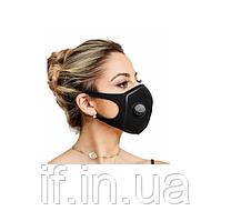 Маска-пита с клапаном выдоха Pitta Mask