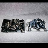 Бик-символ року мило ручної роботи бичок мило натуральне Подарунок, фото 5