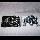 Мило бик сталевий білий бик символ року мило ручної роботи бичок мило натуральне Подарунок, фото 6