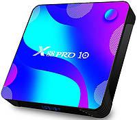 Приставка X88 Pro 10 | 2/16 GB | Rockchip RK3318 | Android TV Box, фото 1