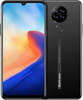 Безрамковий Смартфон Blackview A80+подарунки протиударний чохол і захисна плівка Interstellar Black