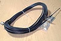 2G/3G/4G LTE антенна универсальная на кронштейне 824-960/1710-2170 МГц 3 дБ с 10 м кабеля, фото 1