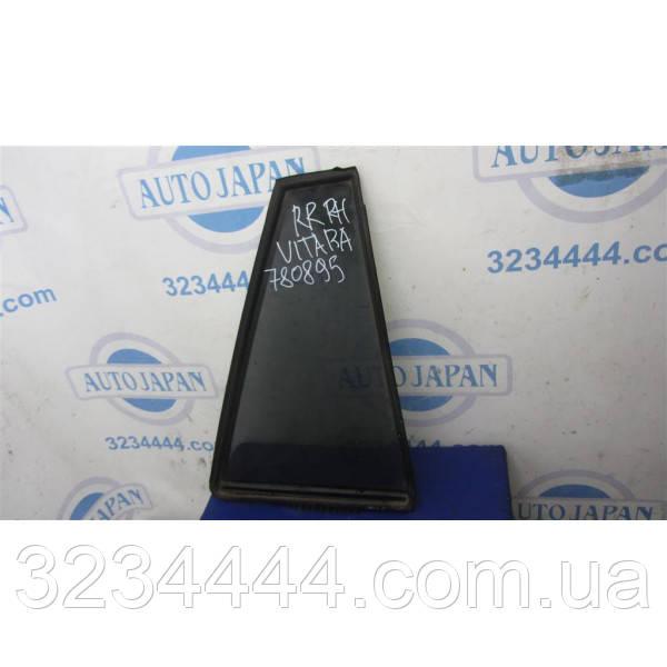 Скло дверне глухе RR заднє праве SUZUKI GRAND VITARA 05-15