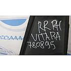 Скло дверне глухе RR заднє праве SUZUKI GRAND VITARA 05-15, фото 2