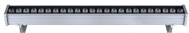 """Линейный прожектор """"REGAL-24"""" 24W (янтарный, 3000к, красный, зеленый, синий)"""