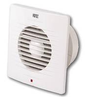 Вентилятор 12W (10 см) срібний