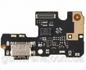 Разъем зарядки Xiaomi Mi A3 (с платкой)