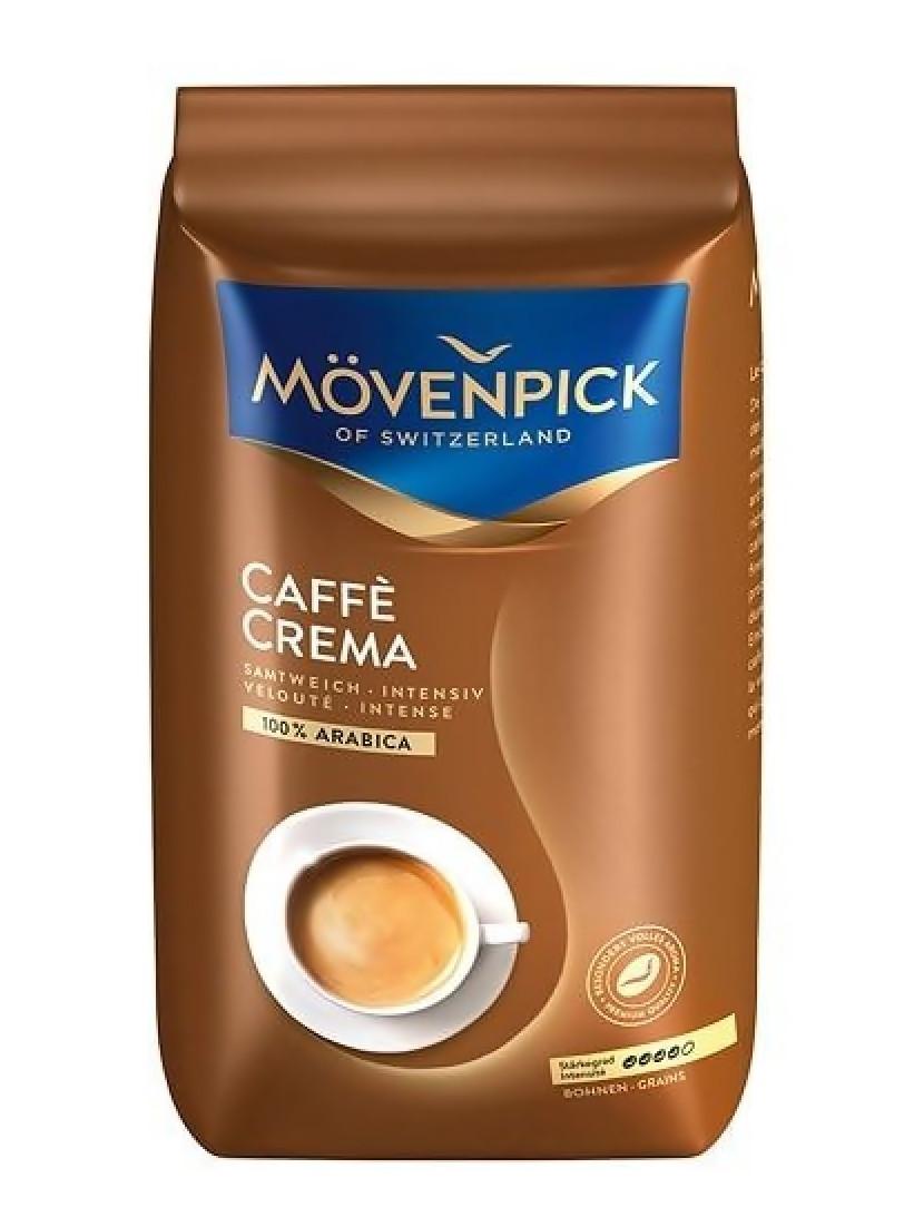 Кава зернова Movenpick Cafe Crema 500 г