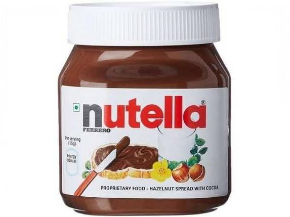 Шоколадно - горіхова паста Nutella 600 г., фото 2