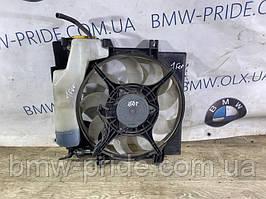 Вентилятор радиатора Subaru Forester SJ 2.5 2016 (б/у)
