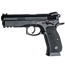 Пистолет пневматический ASG CZ SP-01 Shadow Blowback (4,5 mm)