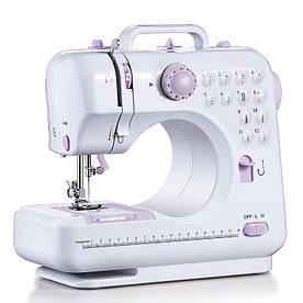 Портативная многофункциональная швейная машинка Michley LSS FHSM-505