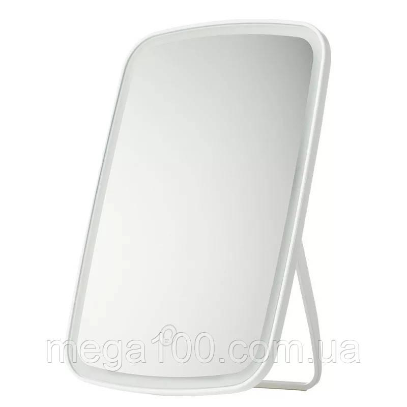 Зеркало для макияжа с подсветкой Xiaomi JORDAN & JUDY NV026, примятая коробка