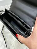 Женский клатч F&B черный КФБ55, фото 3