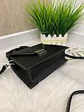 Женский клатч F&B черный КФБ55, фото 4