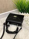 Женский клатч F&B черный КФБ55, фото 6