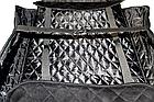Накидки на сидения из Алькантары PREMIUM Красные - полный комплект ОРИГИНАЛ ПОЛЬША, фото 5